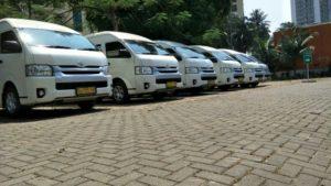 Sewa Hiace Commuter Jakarta Timur