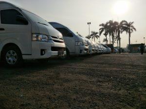 Sewa Hiace Commuter Jakarta