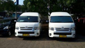 Rental Mobil Hiace Commuter Kebayoran