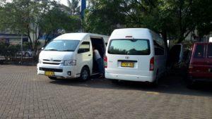 Rental Mobil Hiace Commuter Bintaro