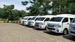 Rental Mobil Toyota Hiace Jakarta