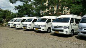 Rental Mobil Hiace Depok