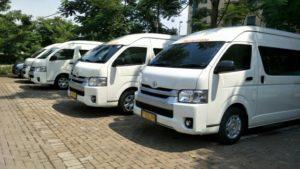 Rental Mobil Hiace Pondok Indah