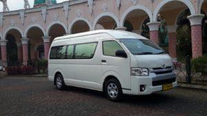 Rental Mobil Hiace Pamulang