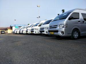 Rental Sewa Hiace Commuter Jakarta murah