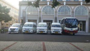 Rental Toyota Hiace Murah DKI