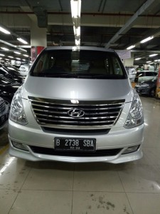 Rental Hyunday H1 Murah