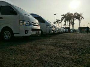 Rental Hiace dan Hyundai H1 Murah
