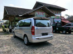 Rental Hyunday H1 Jakarta Barat