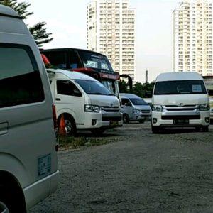 Rental Hiace sekitar Bekasi 081214007486
