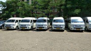 Rental Hiace Tangerang Selatan