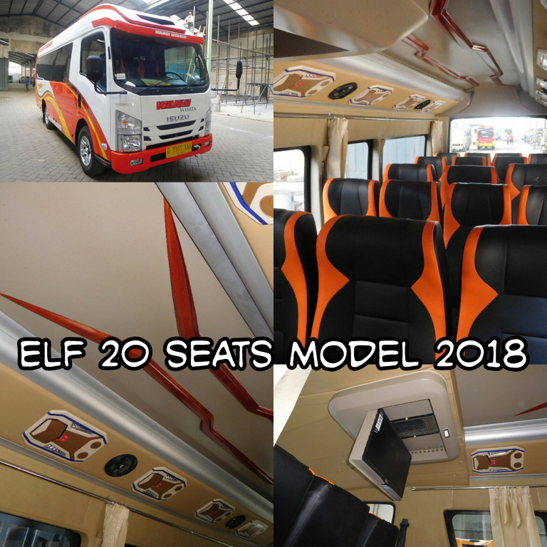 Elf 20 seats new 2018